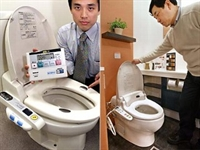 Japon İşi Tuvalet