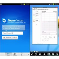 Android Teamviewer Uygulaması