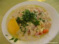 Tahinli Piyaz - Antalya Mutfağı