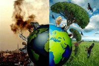 Dünyayı Küresel Faciadan Kurtarmak İçin Önemli 20