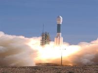 Uzaya Mekik Uydu Fırlatılması