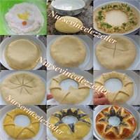 Ay Çiçek Poğaça Çörek Ekmek