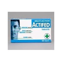 ACTIFED 60 MG 30 TABLET