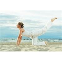 Plaj Egzersiziyle Zayıflayın