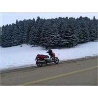 Motosiklet İle Kışın Bursa Uludağ Gezi Yazısı