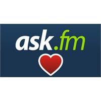 Ask.Fm'de En Çok Beğeni Alan Yanıtlarınızı Görün!