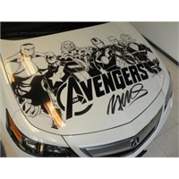 The Avengers Arabası!