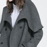 2014 Zara Kaban Ve Palto Modelleri