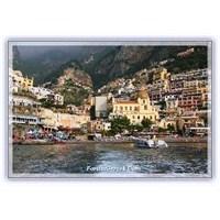 Amalfi Kıyısında Küçük Bir Şehir | Positano-italya