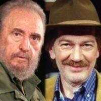 Fidel Castrodan Ferhan Şensoya Maa