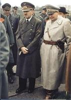 Bir Büyük Lider; Hitler