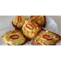 Fırında Kahvaltılık Somun Ekmeği