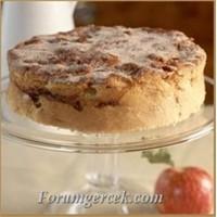 Elmalı Pasta | Diyet Pasta