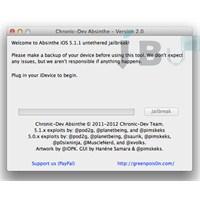 Jailbreak 5.1.1 Sürümü
