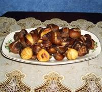 Kestane Yemek, Ekmek Yemektende Etkili