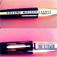 L'oreal Volume Million Lashes Extra Black Maskara