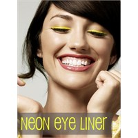Neon Eyeliners