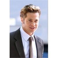 Brad Pitt'i Hiç Böyle Görmediniz!