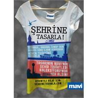T-shirt Tasarım Yarışması - Şehrin İçin Tasarla