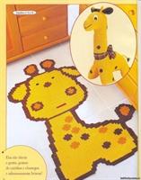 Çocuk Odası Paspas Örneği -3