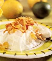 Dondurulmuş Limonlu Çıtır