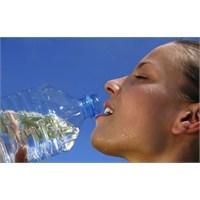 Yazın Su Kaybına Dikkat
