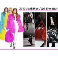 Trend Raporu: 2013 Sonbahar/ Kış Trendleri - Çanta