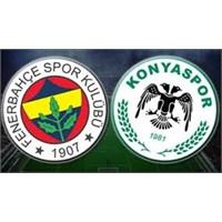 Maç Etkinliği - Torku Konyaspor Vs. Fenerbahçe