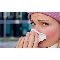Grip Ve Soğuk Algınlığı Arasındaki Fark