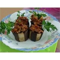 Leziz Patlıcanlı Saksı Kebabı