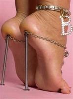 Topuklu Ayakkabının Keşf