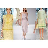 2012 Trendleri : Soft Renkler