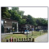 Canan'ın Objektifinden Hollanda'da Bir Kamp Yeri