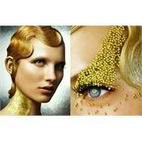 Moda Dünyasının En Yeni Çılgınlığı; Metalik Saçlar