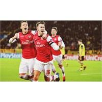 Kaybettiklerimiz Gibi: Borussia Dortmund 0-1 Arsen