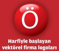 Ö Harfiyle Başlayan Vektörel Logolar
