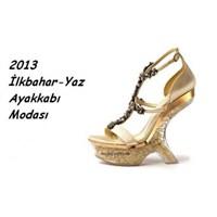 2013 İlkbahar Yaz Ayakkabı Trendleri