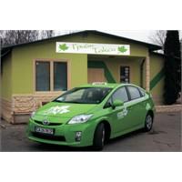 Bulgaristan'da Doğa Dostu Taksi