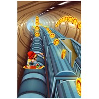 Temple Run'ın Yeni Rakibi Subway Surfers