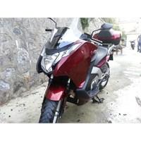 Honda Nc700 İntegra İncelemesi Ve Fotoğraflar