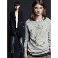 Zara Trf Kasım 2012 Lookbook