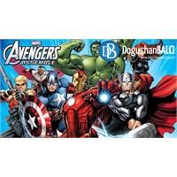 Avengers Assemble 1. Sezon 1. Bölüm