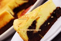 Oktay Usta dan Brownie Cheesecake