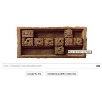 Google'dan Maya Takviminin Son Gününe Özel Doodle