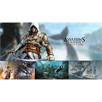 Assassin's Creed 4: Black Flag Türkçe Video