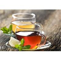 Yeşil Çay Kansere Karşı