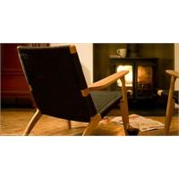 Carl Hansen & Son'dan Ch25 Hasır Sandalye