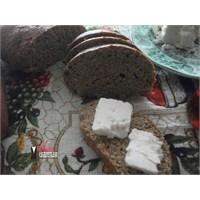 Tahinli Kepek Ekmeği
