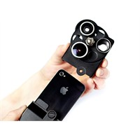 İphone Lens Dial Kılıf