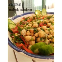 Vanilinsten Nohut Salatası